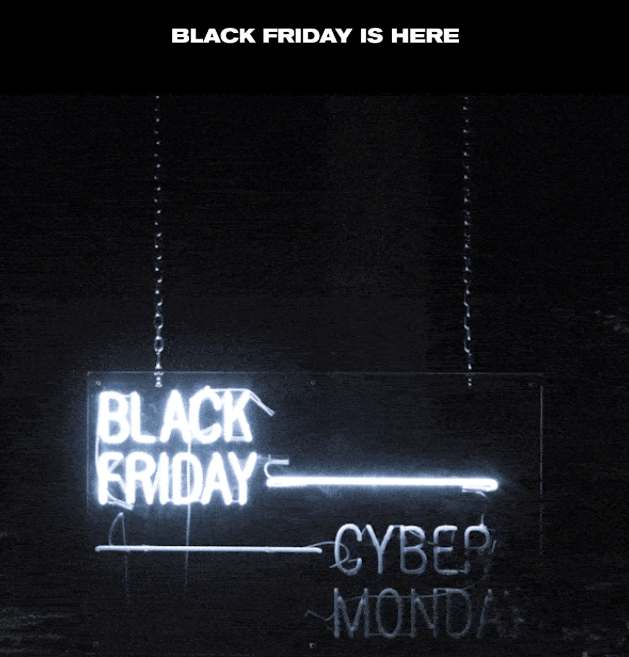 Black Friday and Cyber Monday Example_Hershell