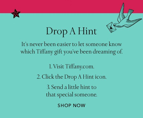 Email-to-Potential-Jewelry-Customers_Tiffany_Special-Services