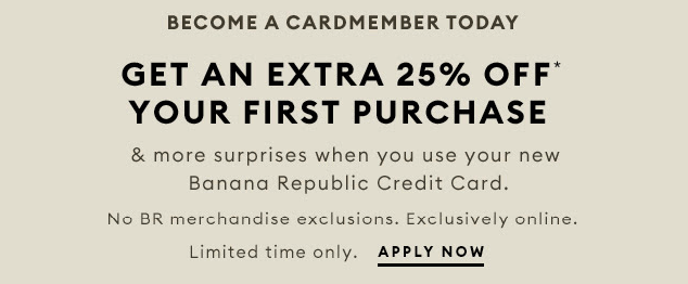 First-Order-by-Banana-Republic