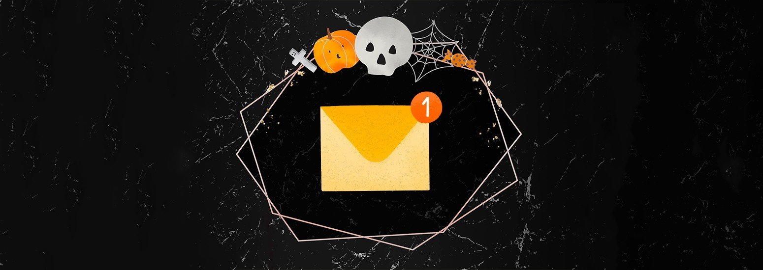 Halloween Email Design Contest