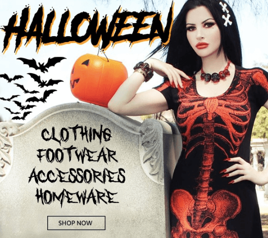 Halloween Email Examples_Playing with Fonts