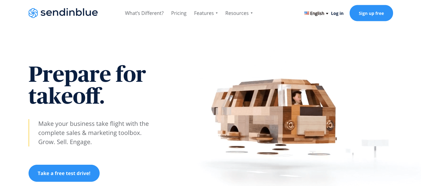 SendinBlue-Homepage_Email-Service-Providers