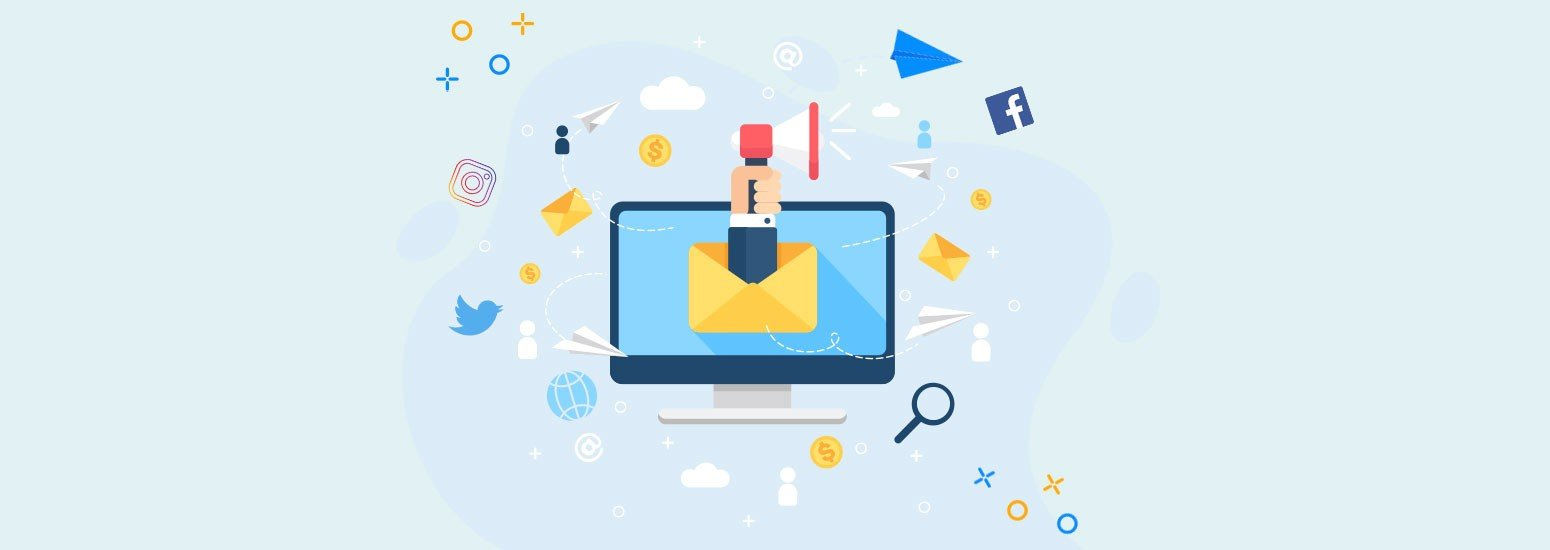 Social Media and Email Markeitng Integration