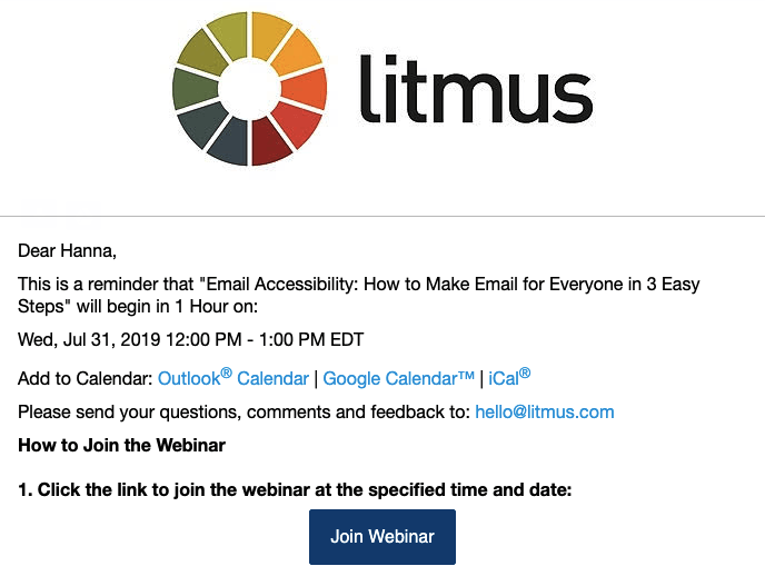 Start in an Hour_Litmus