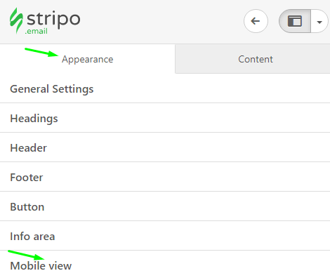Stripo_Call to Action_The Appearance Section
