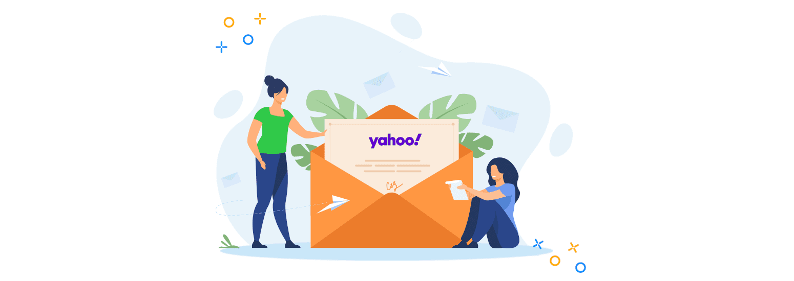 how to get whitelisted with yahoo-stripo