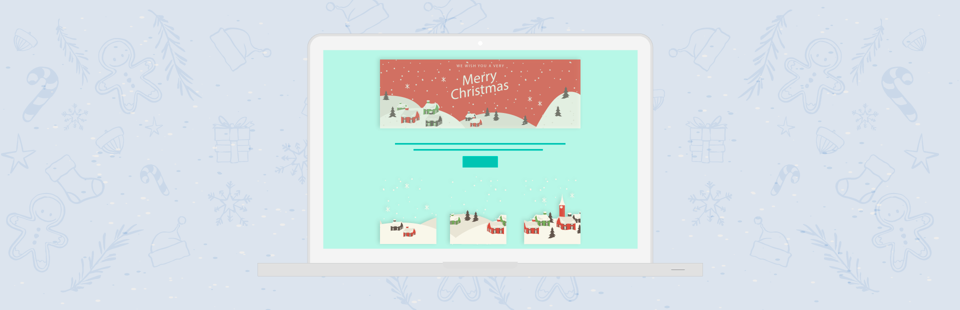 Christmas Email Marketing [Best Ideas & Examples for 30 ...