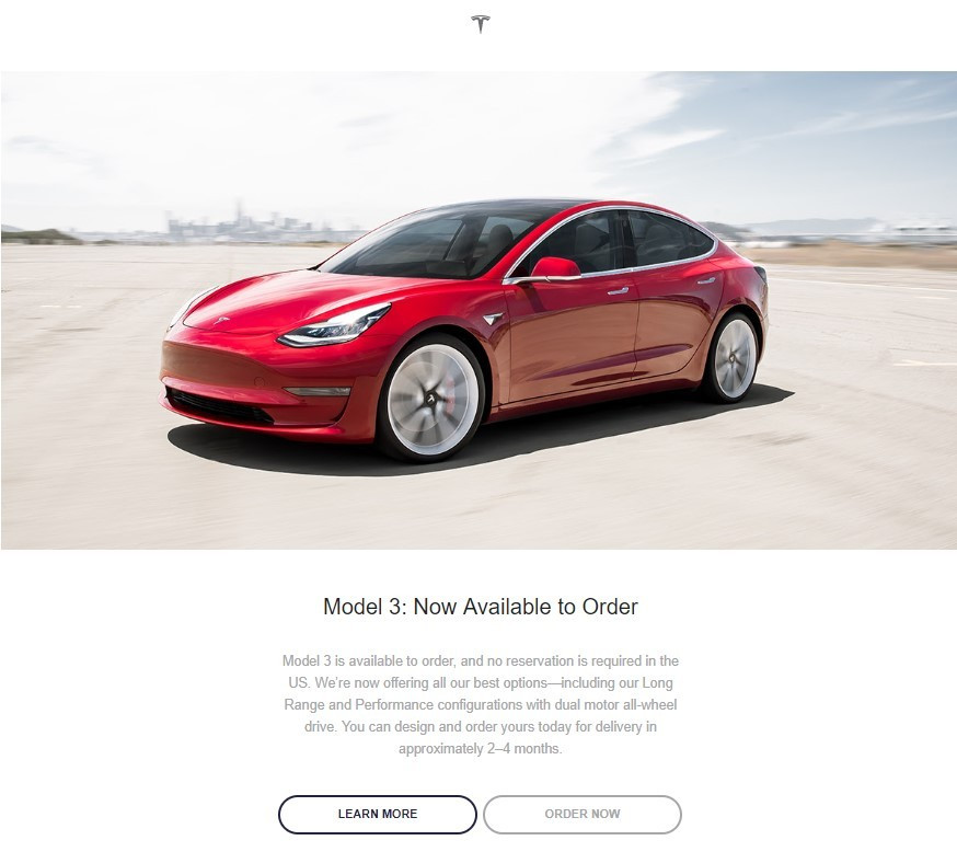 Stripo-Product-Launch-Tesla