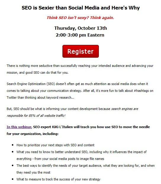 Webinar Invite_Using Slang in Emails