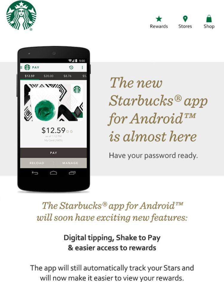 Stripo-StarBucks-App-launch