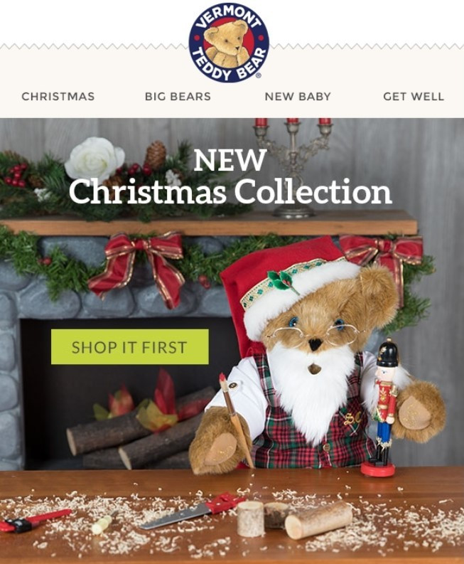Christmas Email Marketing Ideas_Making Shopping Easier