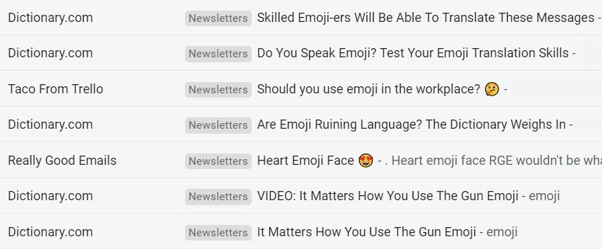 How to Use Emojis in Emails — Stripo email