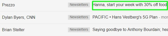 catchy email subject line for bake sale